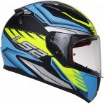 LS2 FF353 Rapid Gale black blue yellow